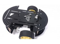 2WD Light Weight Mobile Robot Base