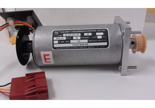 Slo Syn Stepper Motor With Optical Encoder