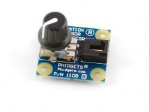 Rotation Sensor and Potentiometer