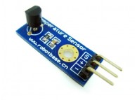 Linear Analog Temperature Sensor
