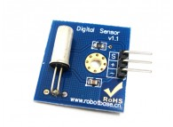 One Way Tilt Sensor White